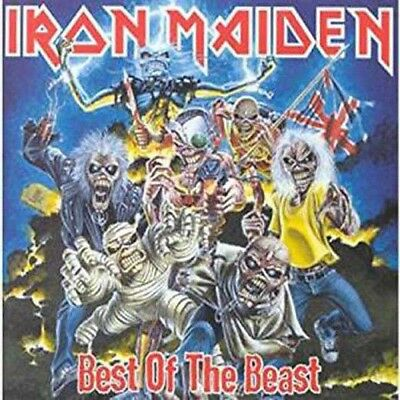 IRON MAIDEN - Best of the Beast 2CD's Special Edition (includes Bonus CD)