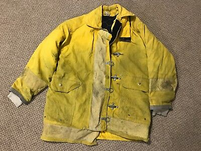 Body Guard Firefighter Jacket Size 44 Turnout Gear Size 44 Large