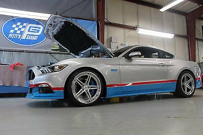 2017 Ford Mustang GT Premium Richard Petty Edition Richard Petty 80th Tribute Edition 825 horsepower 1 of 43