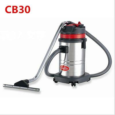 30 Liters 1000W Vacuum Suction Machine Wet And Dry Dual Power