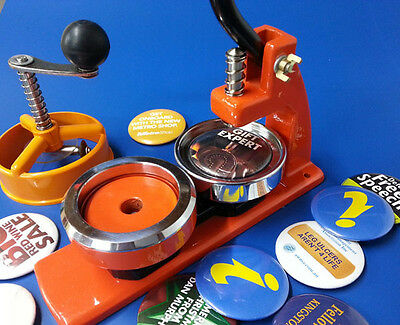 Button badge maker - perfect for parties, weddings etc. Choice of sizes!