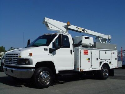 "05 Chevy C4500 Bucket Truck ""64,034 Orig.miles"" A/c Refurbished Clean Must See!!"