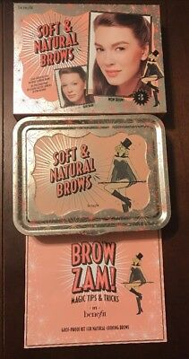 Soft & Natural Brows Kit by Benefit #19