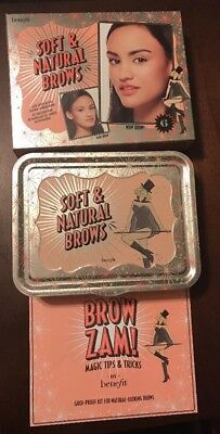 Soft & Natural Brows Kit by Benefit #3
