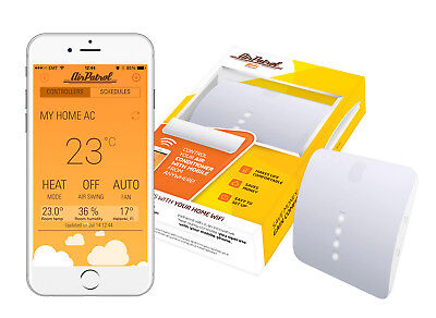 Air Conditioner   AirPatrol WiFi   Control Your AC With Your Phone iOS & Andriod
