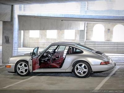 1989 Porsche 911 Carrera 4 tunning example - Original paint - 37432 miles - Gorgeous color combination -