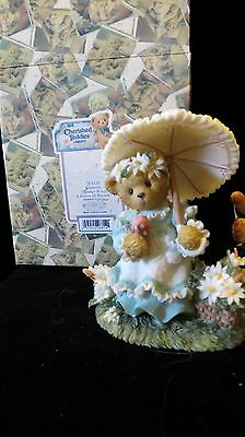 Cherished Teddies Collectable Bears By Enesco Kimberly with box