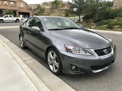 2012 Lexus IS  2012 Lexus IS250 46,213 Miles