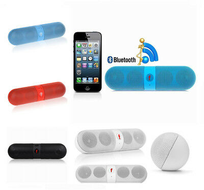 New Portable Shockproof FM Stereo Wireless Bluetooth Speaker For Tablet Phone