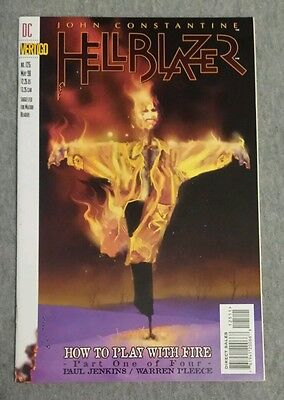 Hellblazer #125 (May 1998, DC) High Grade