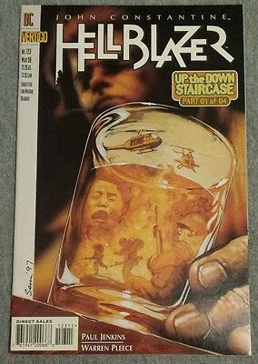 Hellblazer #123 (Mar 1998, DC) High Grade