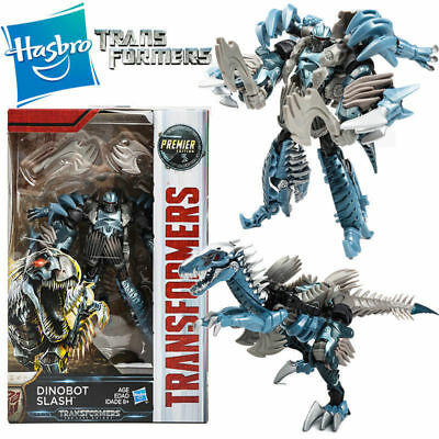 Transformers 5 Dinobot Slash The Last Knight Premier Edition Action Figures Toy