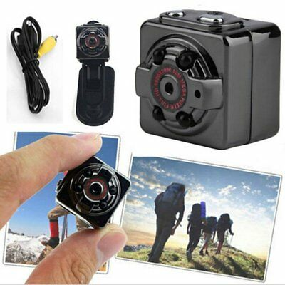 Mini 1080P HD Hidden SPY Camera Motion Detection Video Cam Recorder Night Vision