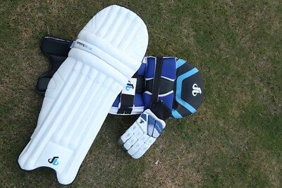 Cricket Batting PADS+ GLOVES (extremely light weight and durable) - Combo deal