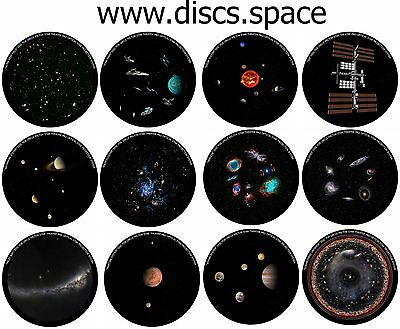 12 discs for Uncle Milton Star Theater Pro home planetarium