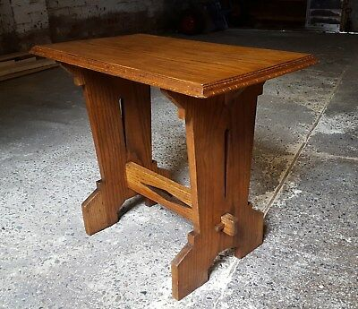 c1910 Arts & Crafts Side Table