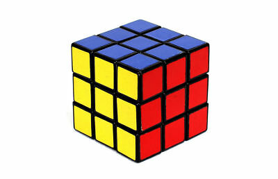 Rubics Cube Rubix IQ Mind Game Kids  Magic Cube Rubiks Cube Square Puzzle New..