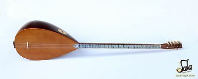 Turkish Quality Long Neck Wenge Baglama Saz For Sale ASL-414MG