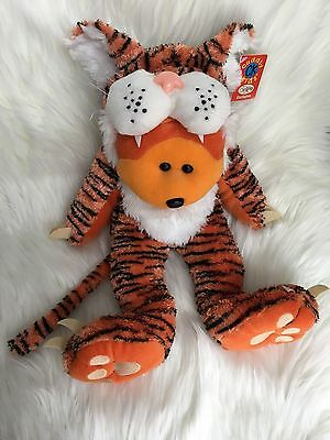 BIGB86 - Stripey The Tiger Bear Cuddly Kid