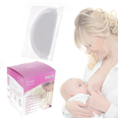 24Pcs Disposable Absorbent Breastfeeding Breast Nursing Pads