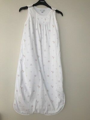 The Little White Company Sleeping Bag Age 18-36 Months 2.5 Tog