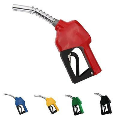 Auto Off/stop Fuel Nozzle Dispenser Gasoline Petrol Oil Delivery Gun 5 Color