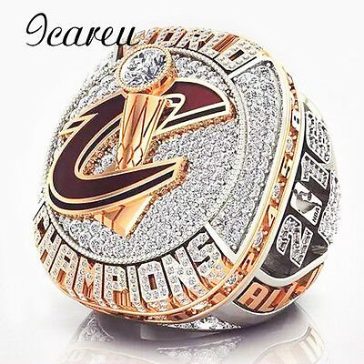Lebron James Cavs Ring 2016 Cleveland Cavaliers Championship Nba Champions Copy