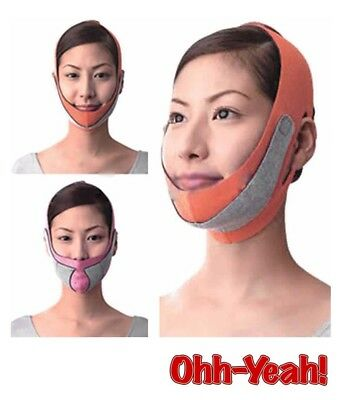 Health Care Thin Face Mask Slimming Facial Masseter Double Chin Bandage Belt