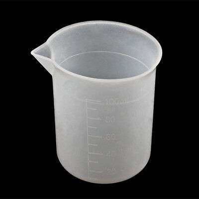 NEW Measuring Cup Silicone Resin Glue Tool Jewelry Make DIY Craft Practical AU