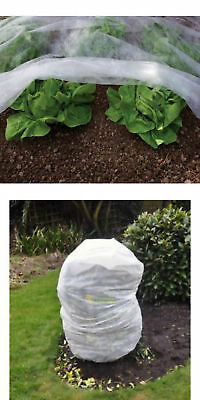 Garden Shrub Plant Frost Protection Fleece Anti Frost Winter Protector