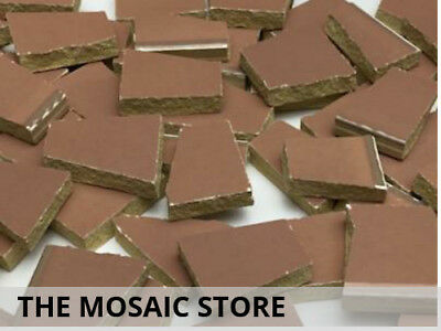 Light Brown Irregular Ceramic Tiles for Mosaic Art & Craft Supplies
