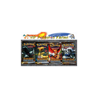 1 Pokemon Booster Pack ***Heartgold & Soulsilver*** in deutsch => NEU & OVP