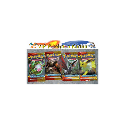 1 Pokemon Booster Pack ***HS Unerschrocken*** in deutsch => NEU & OVP