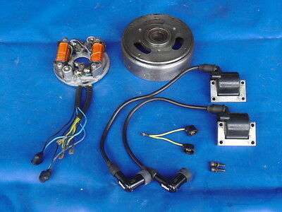Complete Turn-Key Rotax Bosch Ignition Fits 377-447-503 Engines Ultralight ETC
