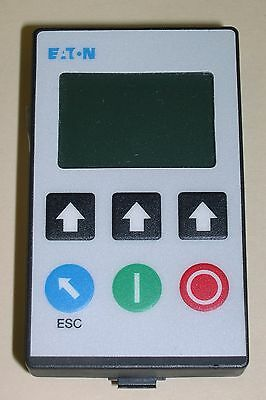 Eaton, Lcd Control Display Module For Soft Starters, Ema91, Slightly Used