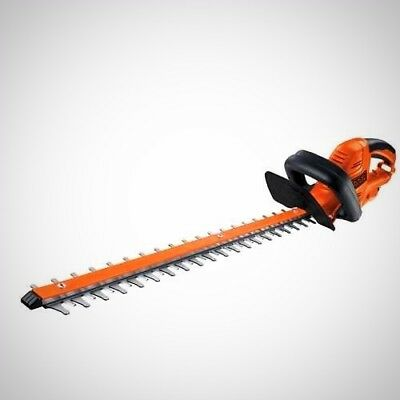 Corded Hedge Trimmer Cutter Dual Action Blade Bale Handle Medium Outdoor 600W