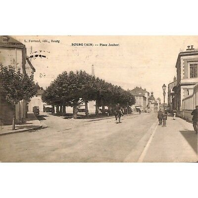 [01] Bourg - Place Joubert.