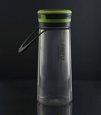 Water Bottle and Lantern. Solar or USB powered. Ideal for everyday use.