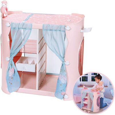 Zapf Creation Baby Annabell Sweet Dreams 2-in-1 Schrank (Rosa)