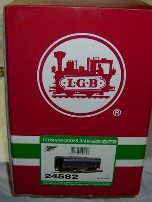 Lgb 24582 Souther Pacific B Unit W/ Sound