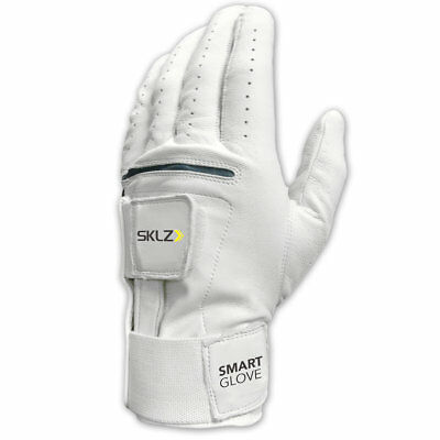 SKLZ - Smart Glove Trainingshandschuh - Damen/Kinder, Weiß, Linkshand - Größe: M