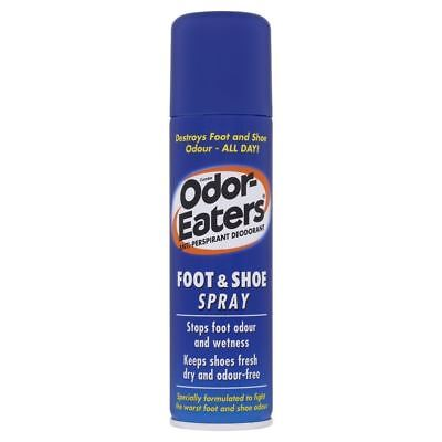 Odor Eaters Foot And Shoe Spray New
