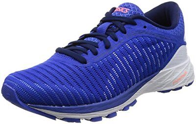 finest selection 1db31 197b5 ASICS running shoes LADY DynaFlyte 2 TJG757 4801 Blue Purple   White 24.5  New