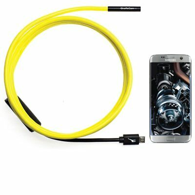 GiraffeCam 1.0 Soft ShortFocus | Endoscope Borescope Inspection Camera | Android