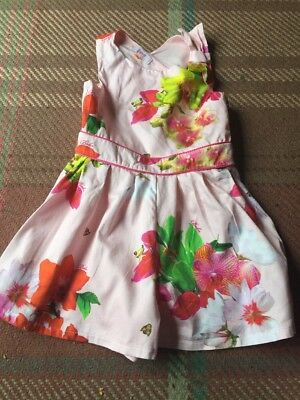 Ted Baker Girls Jumpsuit Age 9