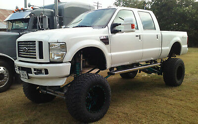 2010 Ford 3/4 Ton Pickup  2010 Ford FX4 VERY RADICAL Twin Turbo Diesel