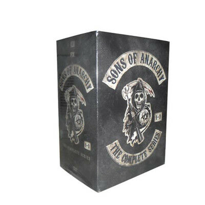 Sons of Anarchy:The Complete Series Seasons 1-7 30-Disc Box Set