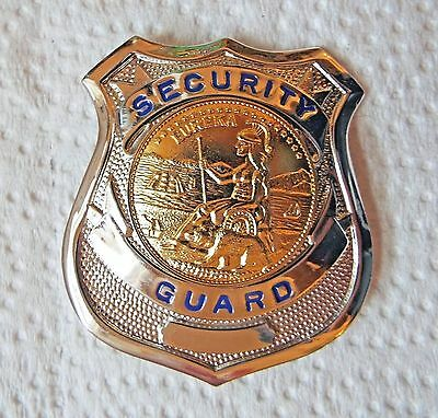 Eureka Security Guard  Costume Prop Free Shipping In Usa