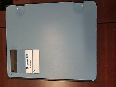 "Durable 14"" x 17"" Green RE 400 Speed Xray Cassette X-ray Rare Earth w/ Window"