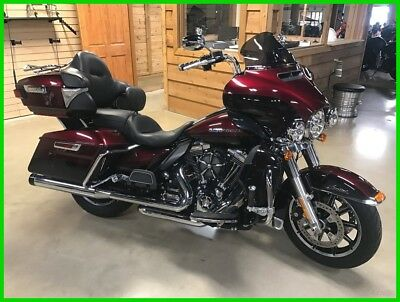 Touring  2014 Harley-Davidson Touring Electra Glide Ultra Limited Used